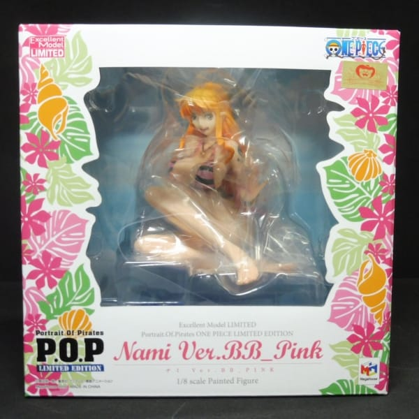 P.O.P LIMITED ONE PIECE ナミ ver. BB_PINK / POP