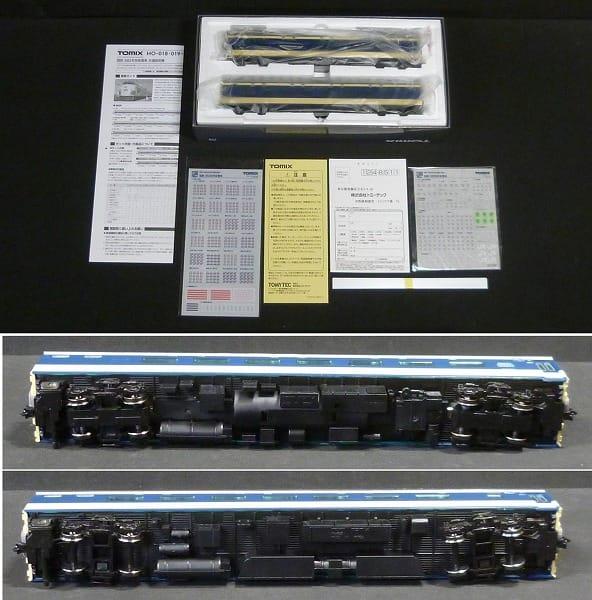 TOMIX HOゲージ 国鉄 583系特急寝台電車 2両増結Mセット_2