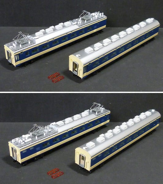 TOMIX HOゲージ 国鉄 583系特急寝台電車 2両増結Mセット_3