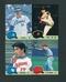 カルビー プロ野球 カード 1984年 446 452 453 455