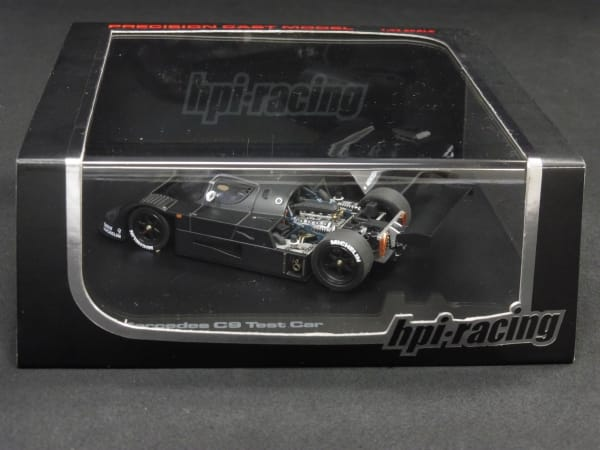 hpi racing 1/43 ザウバーメルセデスC9 テストカー