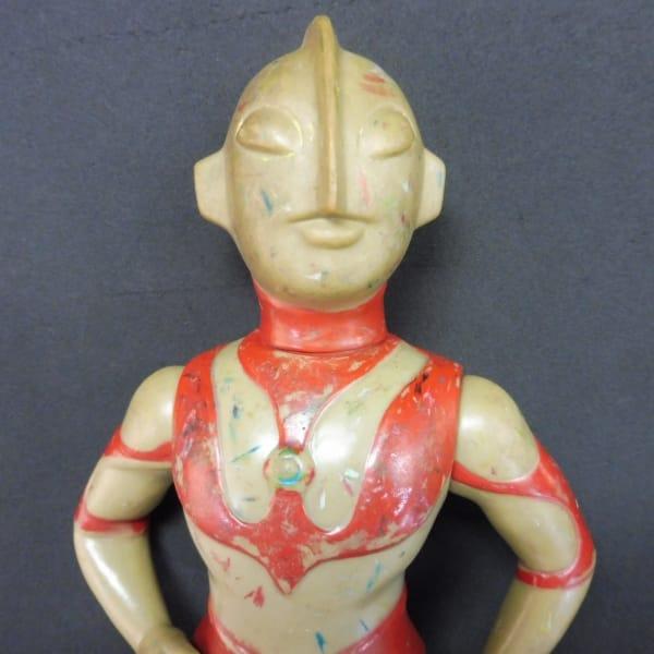 ブルマァク 当時物 ウルトラマン ソフビ 人形 / 円谷