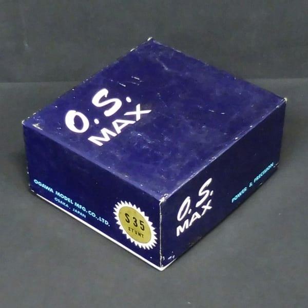 小川精機 O.S.MAX S35 STUNT / RC飛行機用エンジン OS