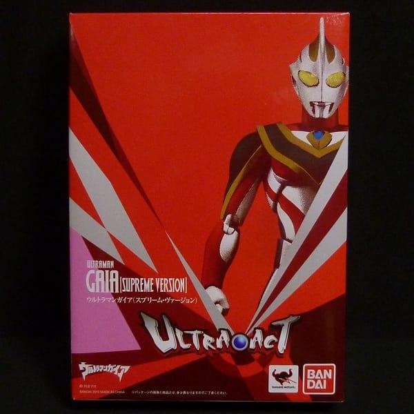 ULTRA-ACT ウルトラマンガイア スプリームヴァージョン