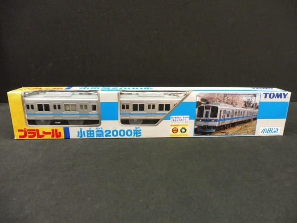 トミー プラレール 小田急 2000形 / 小田急線 通勤車両