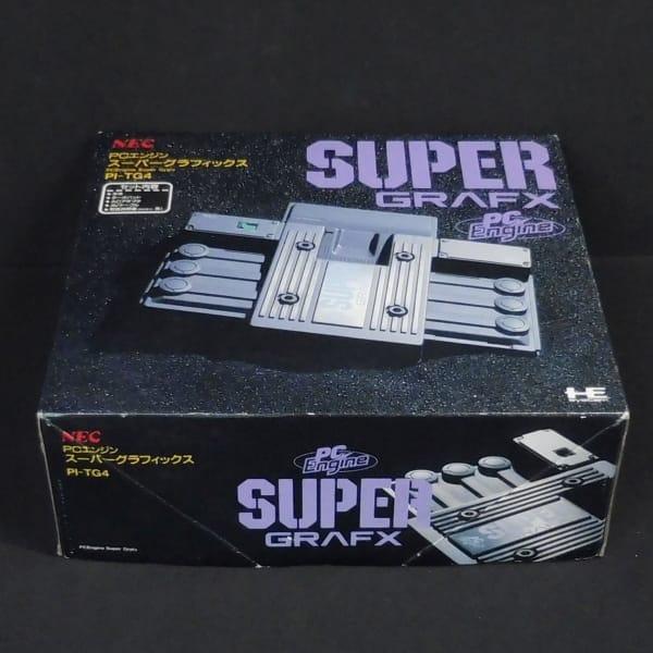 NEC PCエンジン スーパーグラフィックス PI-TG4 箱付