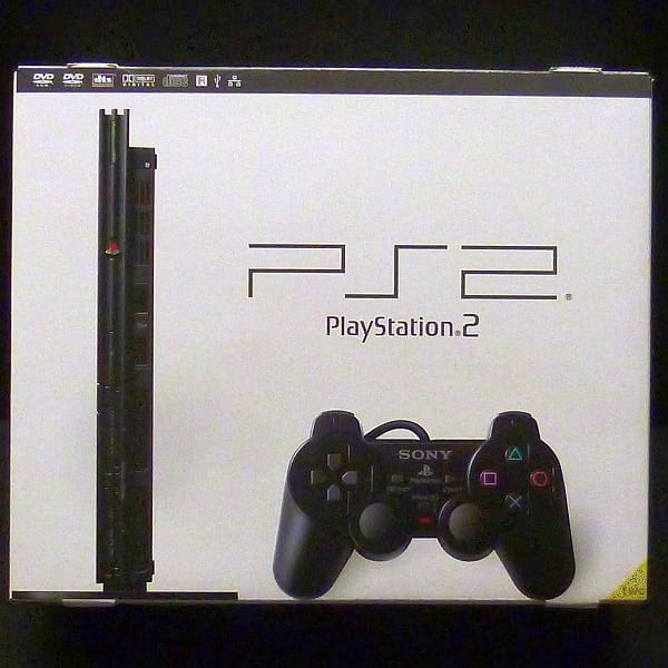 PS2 SCPH-70000 薄型 本体  / プレイステーション2
