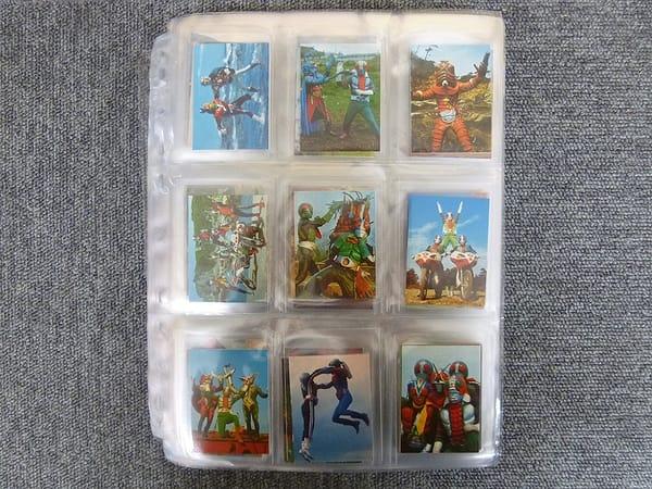 山勝 仮面ライダー ミニカード 1~232 / フルコンプ