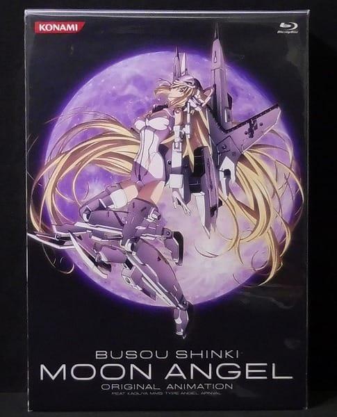 Blu-ray 限定 武装神姫 MOON ANGEL ティアラ付き
