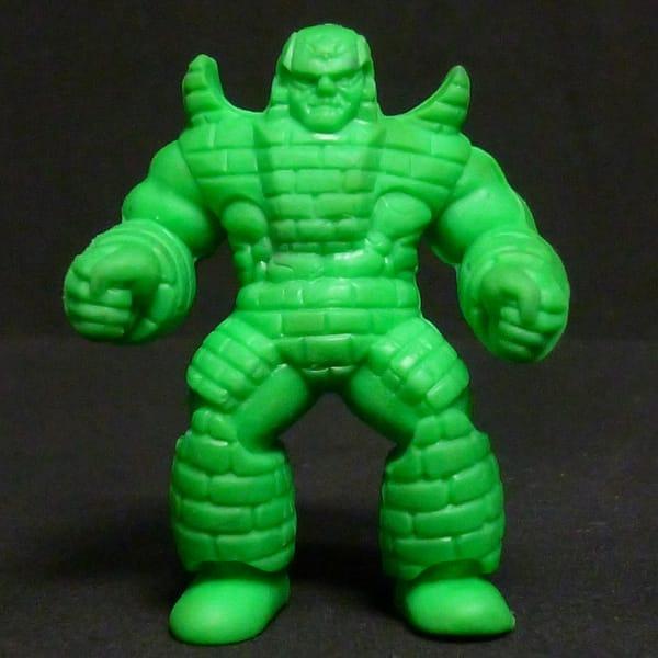キン消し 募集超人 応募超人 ゴーレマン 緑