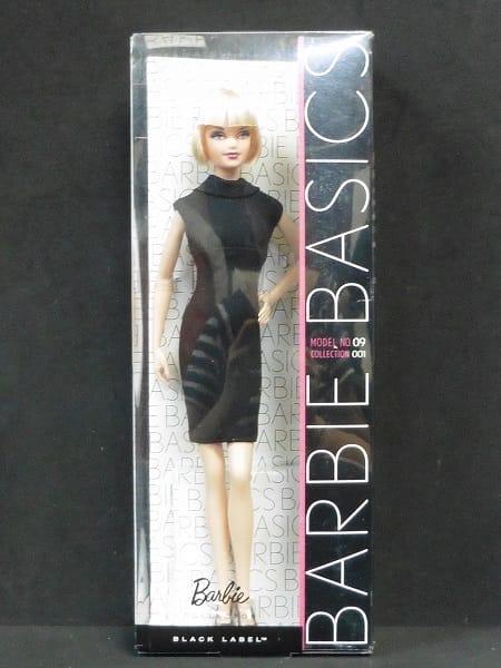 マテル Barbie ベーシッックス No.09 001 Black Label