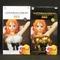 ワンピース GLITTER&GLAMOURS FILM GOLD ナミ 2種