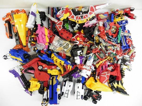 戦隊おもちゃ ロボ まとめて レンジャーキー 獣電池 等