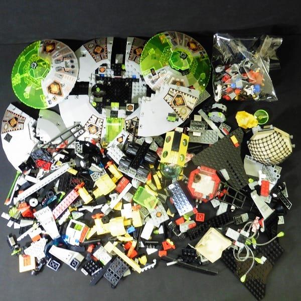 レゴ ブロック 大量 6975 デモス UFO コウモリ男爵他