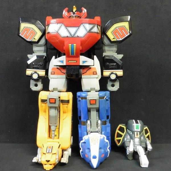 バンダイ DX 大獣神 / 恐竜戦隊ジュウレンジャー ロボ