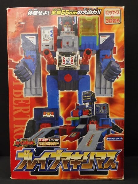 タカラ TF カーロボット C-027 ブレイブマキシマス