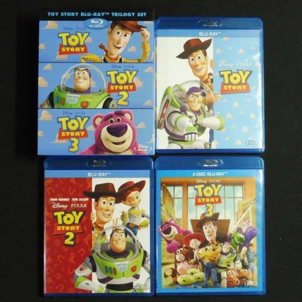 Disney トイ・ストーリー Blu-ray トリロジー・セット