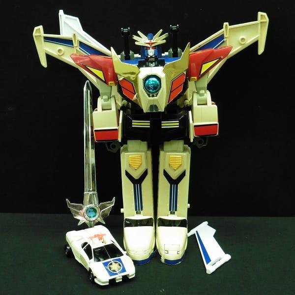 タカラ DX 地球合体 ダ・ガーンX / 伝説の勇者 合体変形