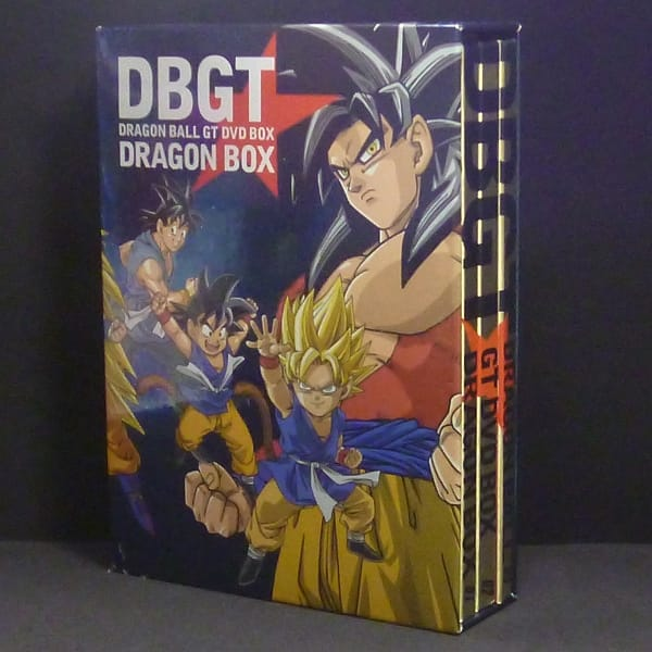 ドラゴンボール GT DVD-BOX DRAGON BOX DBGT / 鳥山明