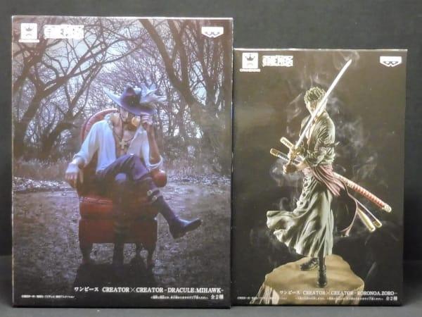 ワンピース 造型師×写真家 ミホーク ゾロ / ONEPIECE