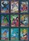 ドラゴンボール カードダス スーパーバトル キラ 9枚