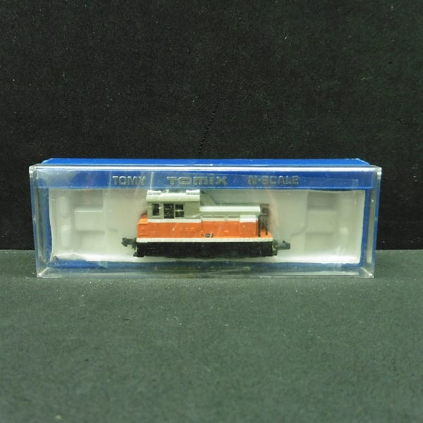 TOMIX Nゲージ 2202 Cタイプ 入換用ディーゼル機関車_1