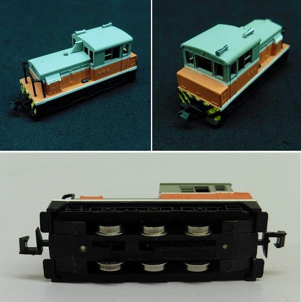 TOMIX Nゲージ 2202 Cタイプ 入換用ディーゼル機関車_3