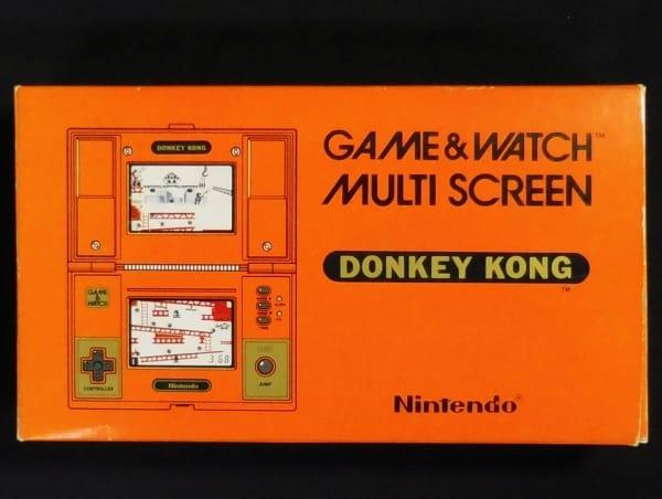任天堂 ゲームウォッチ DK-52 ドンキーコング 海外版_1