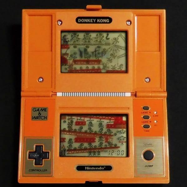 任天堂 ゲームウォッチ DK-52 ドンキーコング 海外版_3