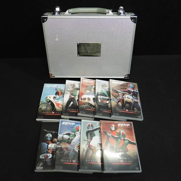 DVD 仮面ライダー1号・2号ボックス / 石森プロ 東映
