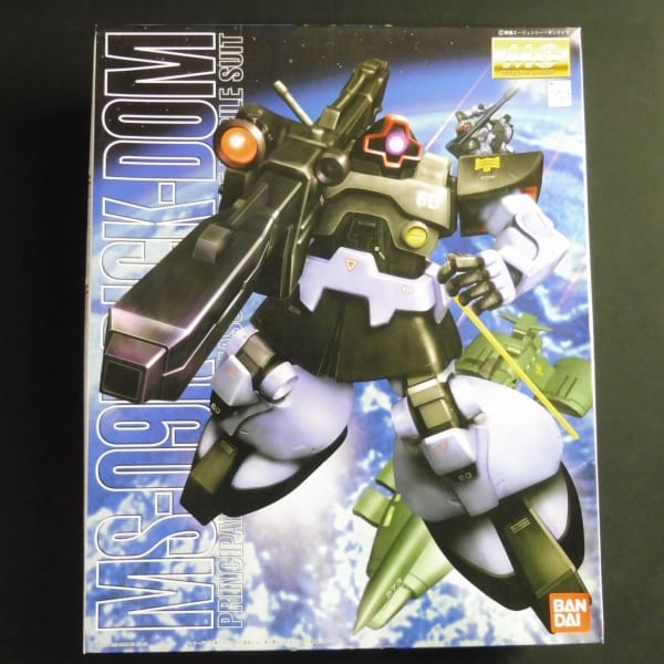 MG 1/100 MS‐09R リック・ドム / プラモデル
