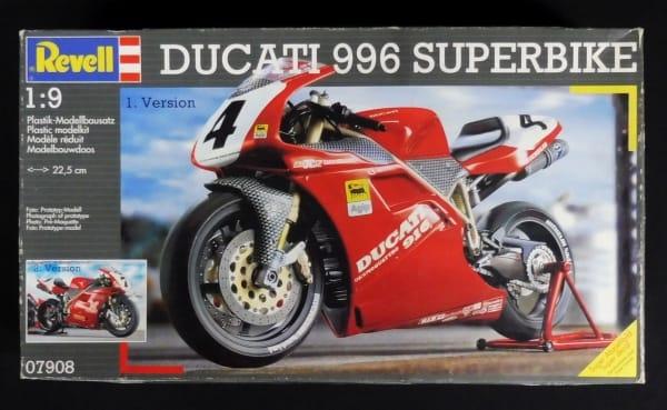 レベル 1/9 ドゥカティ DUCATI 996 スーパーバイク