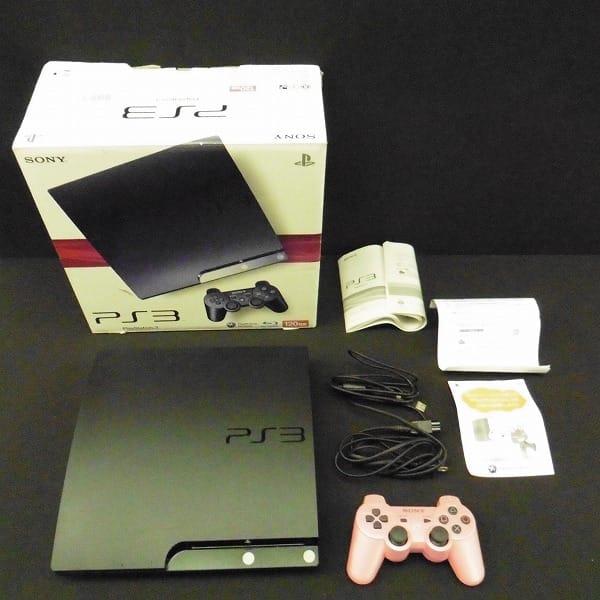 PS3 PlayStation3 本体 CECH-2000A チャコールブラック