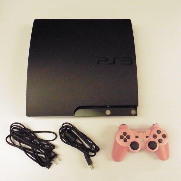 PS3 PlayStation3 本体 CECH-2000A チャコールブラック_2
