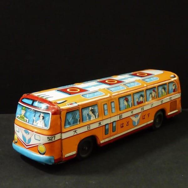 タイトー はとバス ブリキ玩具 フリクション 昭和レトロ