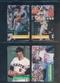 カルビー 当時 プロ野球 カード 1992年 131 132 129 138