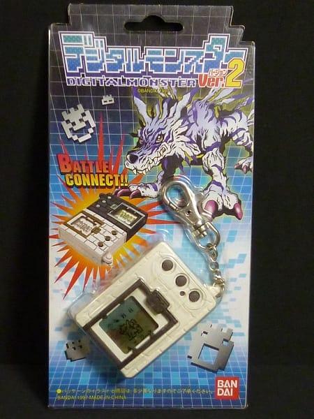 デジタルモンスター ver.2 初代 デジモン ホワイト