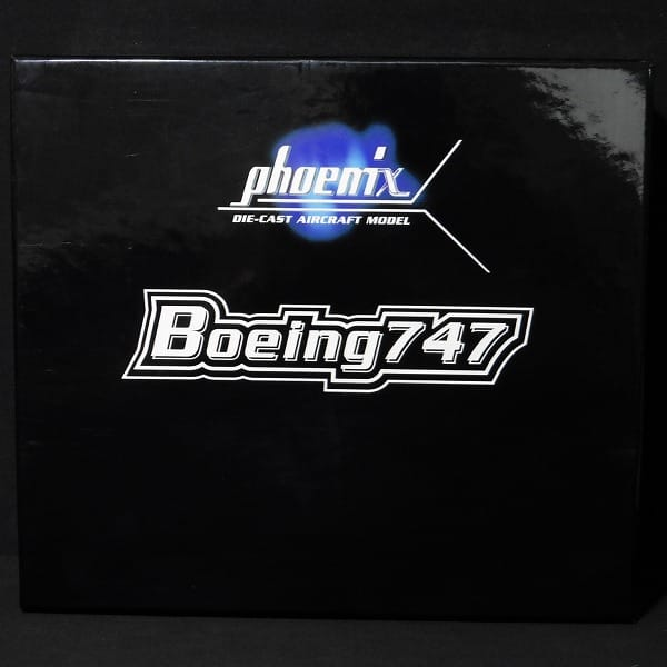 Phoenix 1/300 DIE-CAST AIRCRAFT MODEL Boeing747