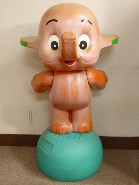 店頭用 佐藤製薬 サトちゃん 人形 約95cm レトロ 非売品