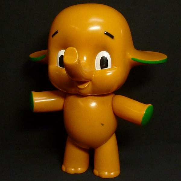 店頭用 佐藤製薬 サトちゃん 人形 約28cm レトロ 非売品