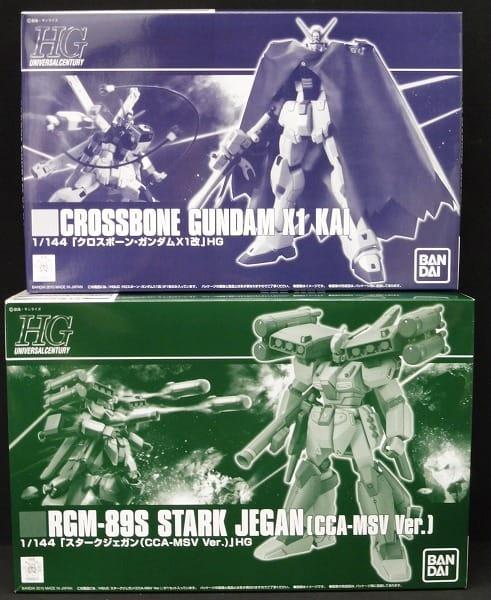 PB限定 HG クロスボーンX1改 スタークジェガンCCA-MSV
