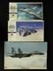 ハセガワ 1/72 スホーイ Su-30KI ミグ29 フルクラム 他