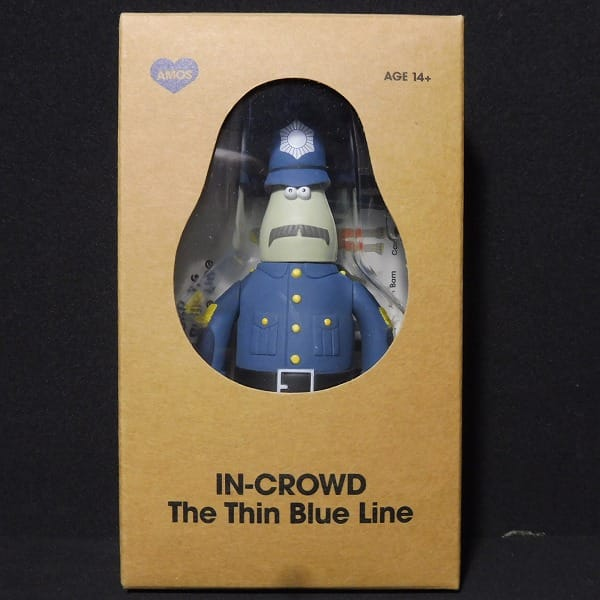 AMOS TOY IN-CROWD The Thin Blue Line フィギュア