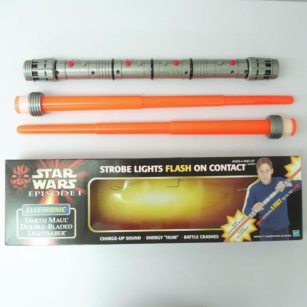 Hasbro ダース・モール ライトセーバー / STAR WARS