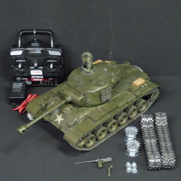 タミヤ 1/16 アメリカ M26 パーシング / ラジコン戦車