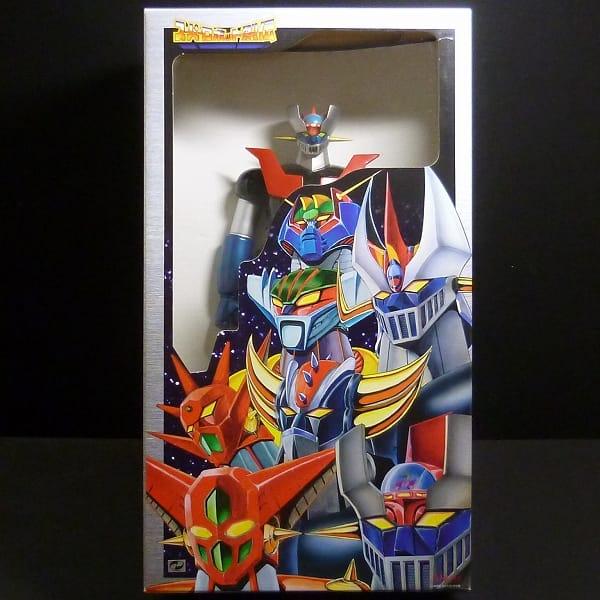 マーミット スーパーロボット烈伝 SR-01 マジンガーZ_1