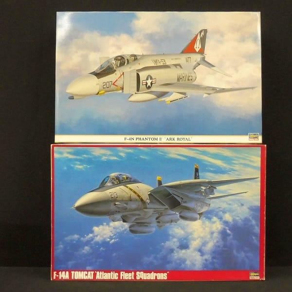 ハセガワ 1/48 F-4N ファントムII トム・キャット