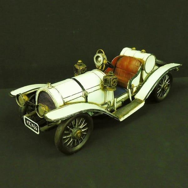 JyaLand 1/12 ブリキ クラッシックカー / ビンテージ 車