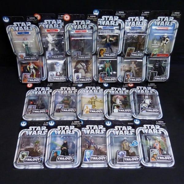 STARWARS フィギュアまとめて ルーク ハン ソロ R2-D2他