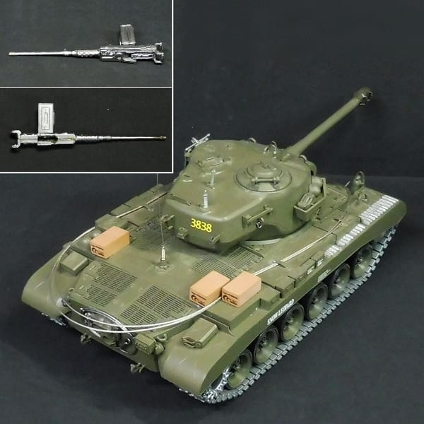 HengLong ヘンロン 1/16 M26 パーシング / ラジコン戦車_2
